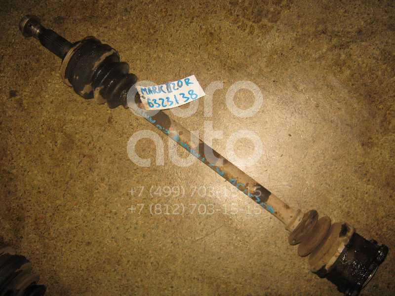 Полуось задняя правая для Toyota Mark 2 (X10#) 1996-2000 - Фото №1