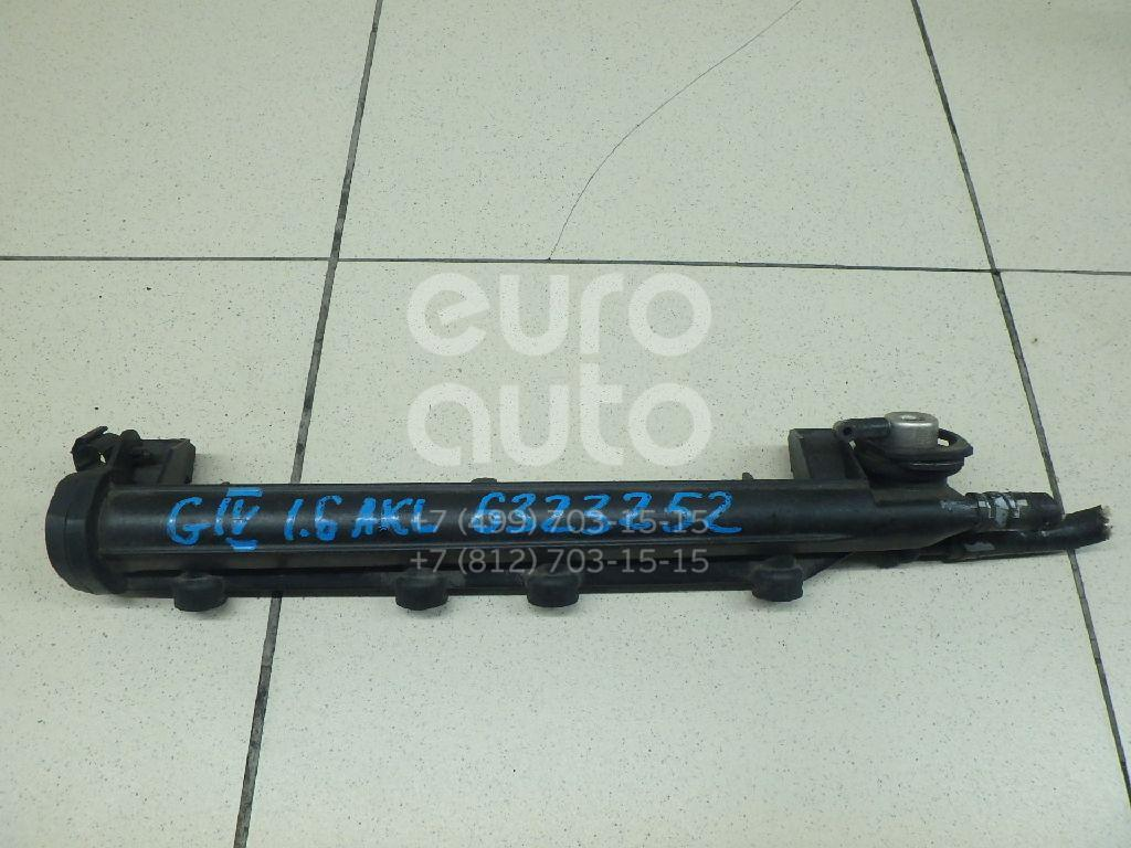 Рейка топливная (рампа) для VW,Audi,Skoda Golf IV/Bora 1997-2005;A3 (8L1) 1996-2003;Octavia (A4 1U-) 2000-2011;Octavia 1997-2000 - Фото №1