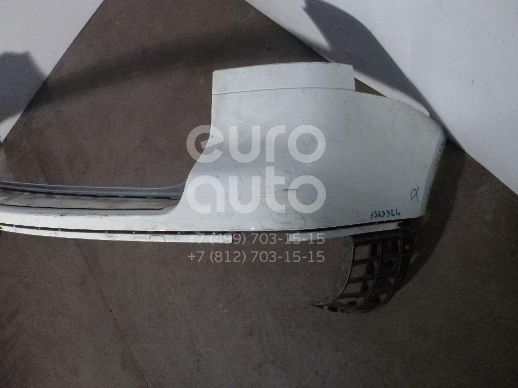 Бампер задний для VW Touareg 2002-2010 - Фото №1