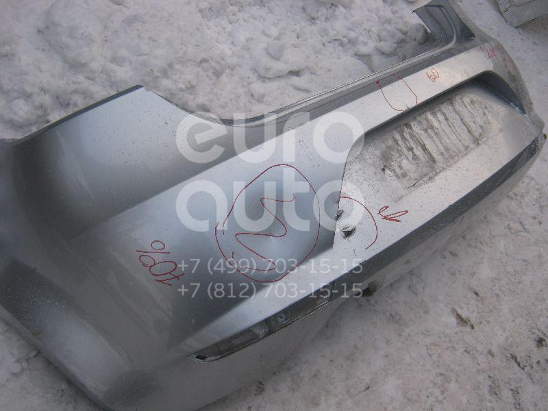 Бампер задний для Seat Leon (1M1) 1999-2006 - Фото №1