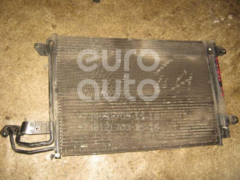 Радиатор кондиционера (конденсер) для VW Golf V 2003-2009 - Фото №1
