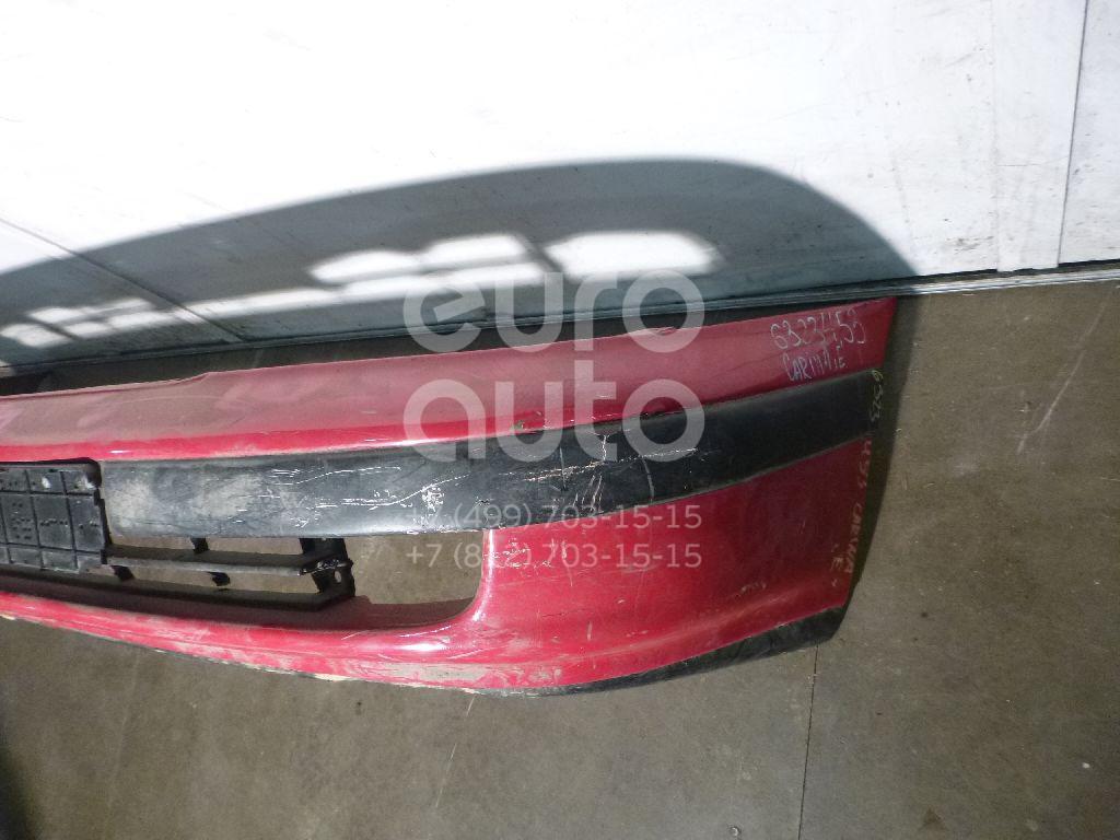 Бампер передний для Toyota Carina E 1992-1997 - Фото №1