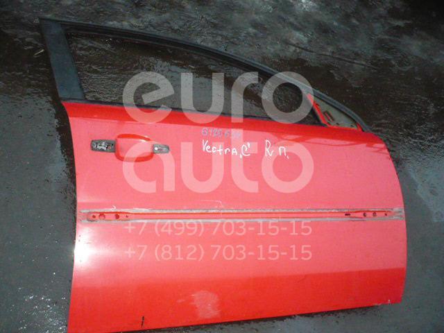 Дверь передняя правая для Opel Vectra C 2002-2008;Signum 2003> - Фото №1