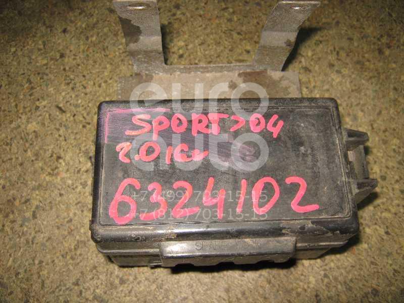 Блок предохранителей для Kia Sportage 1993-2006 - Фото №1