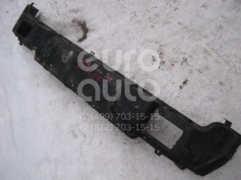 Усилитель заднего бампера для Kia Sportage 1994-2004 - Фото №1