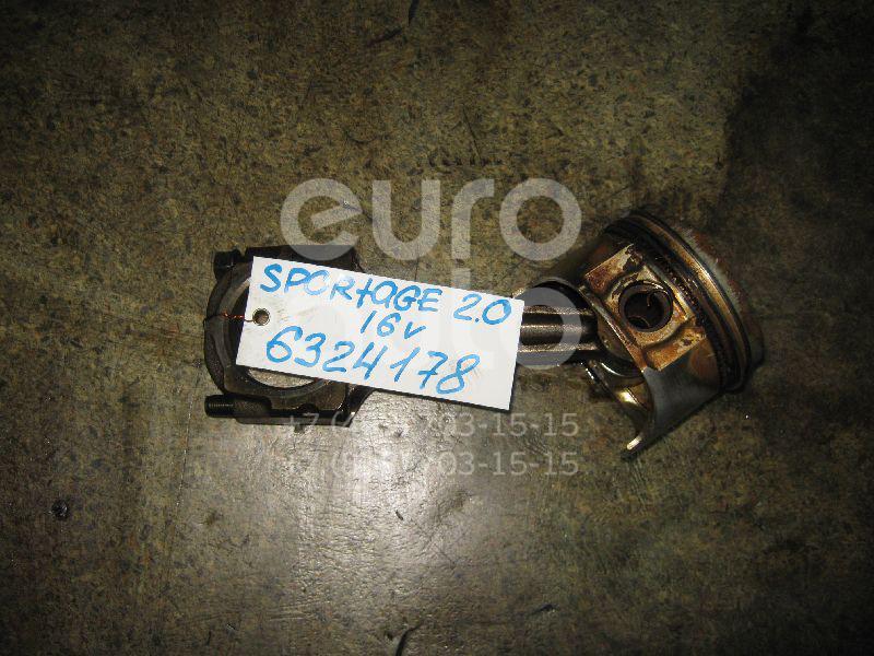 Поршень с шатуном для Kia Sportage 1994-2004 - Фото №1