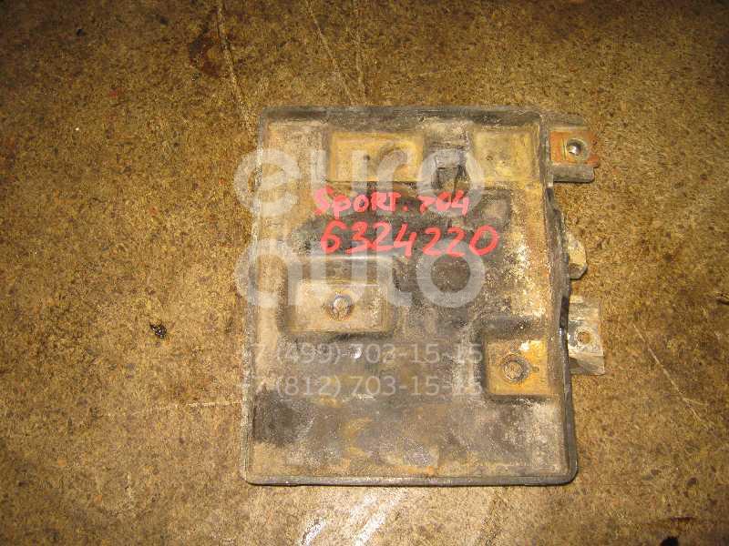 Крепление АКБ (корпус/подставка) для Kia Sportage 1994-2004 - Фото №1