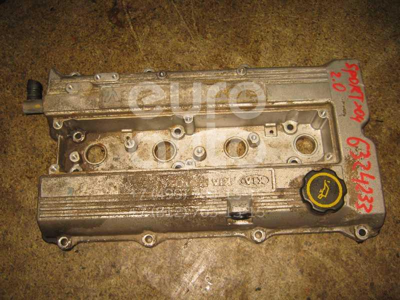 Крышка головки блока (клапанная) для Kia Sportage 1993-2006 - Фото №1