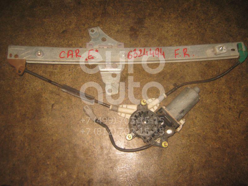 Стеклоподъемник электр. передний правый для Toyota Carina E 1992-1997 - Фото №1
