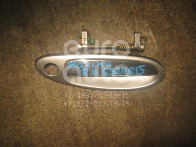 Ручка двери передней наружная правая для Nissan Maxima (A32) 1994-2000 - Фото №1