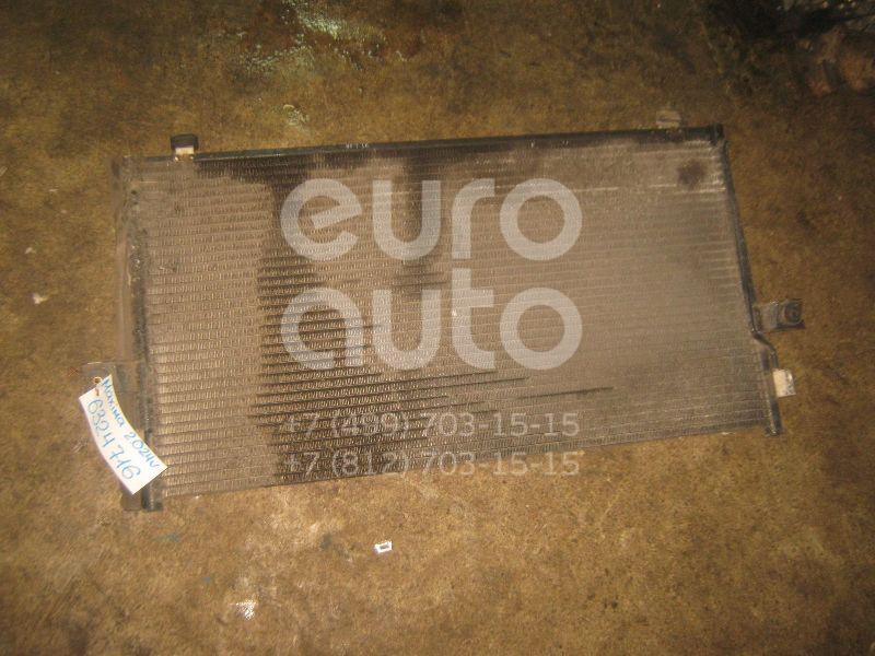Радиатор кондиционера (конденсер) для Nissan Maxima (A32) 1994-2000 - Фото №1