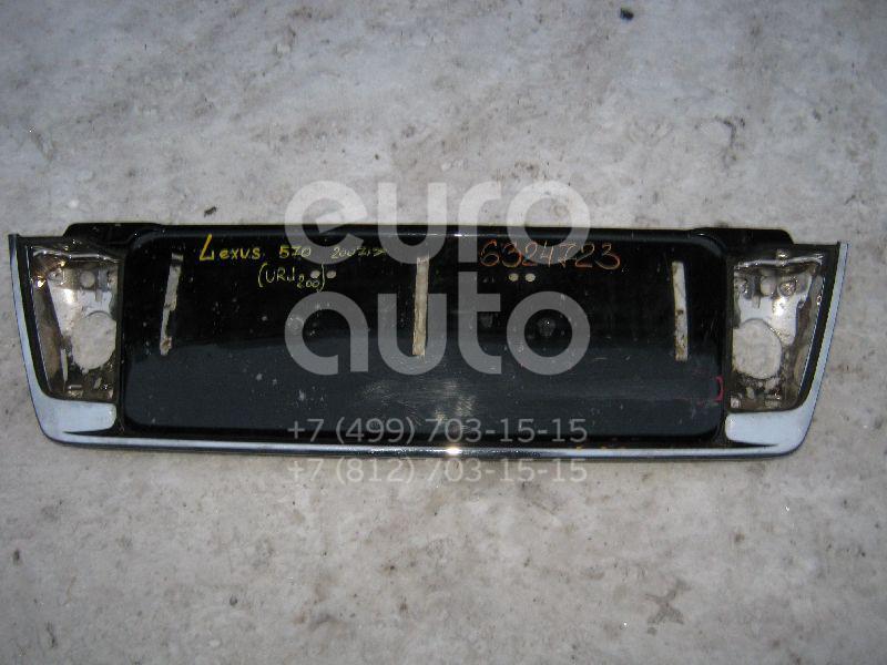 Накладка двери багажника для Lexus LX 570 2007> - Фото №1