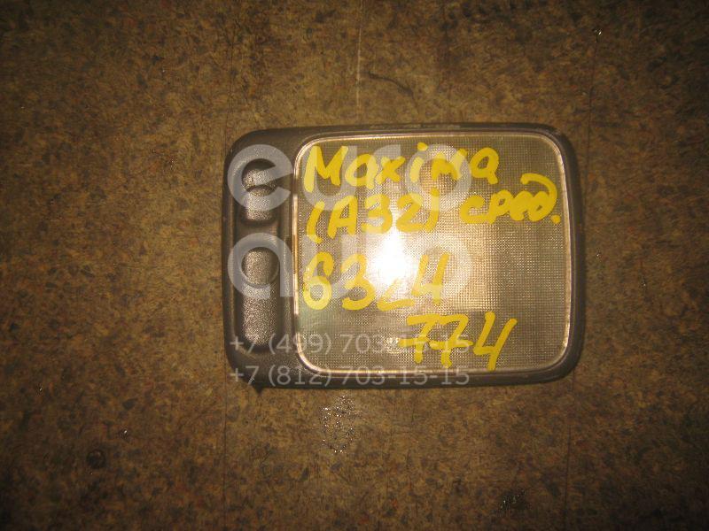 Плафон салонный для Nissan Maxima (A32) 1994-2000 - Фото №1