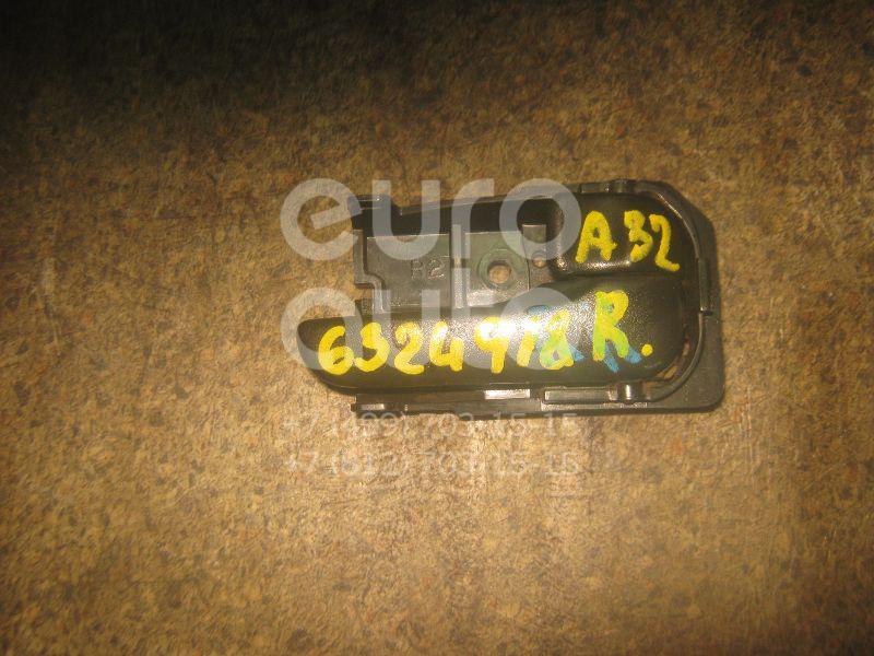Ручка двери внутренняя правая для Nissan Maxima (A32) 1994-2000 - Фото №1