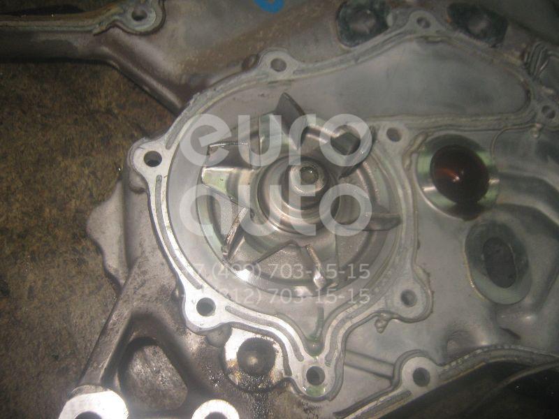 Крышка двигателя передняя для Nissan Maxima (A32) 1994-2000 - Фото №1