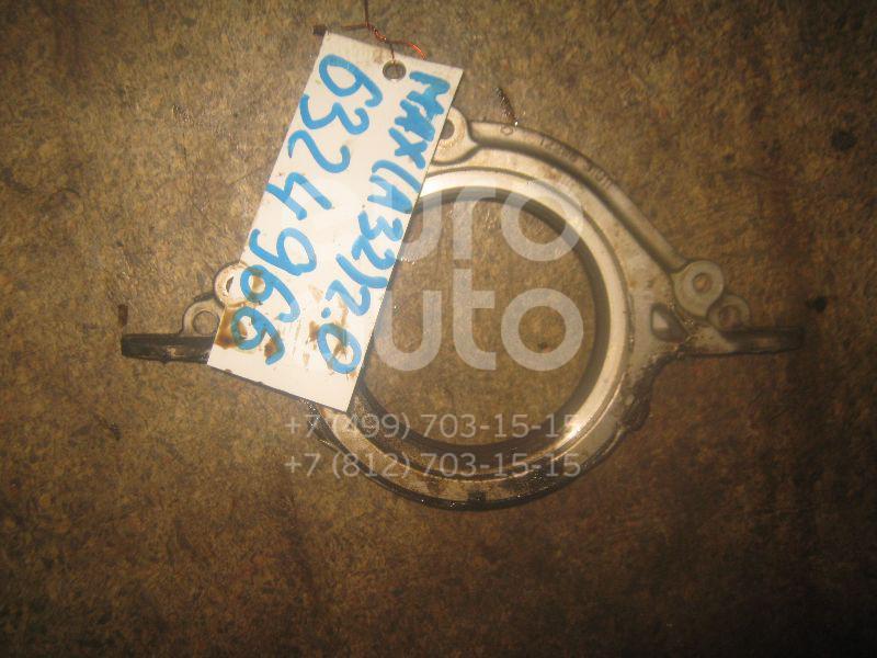 Крышка коленвала задняя для Nissan Maxima (A33) 2000-2005;Maxima (A32) 1994-2000 - Фото №1