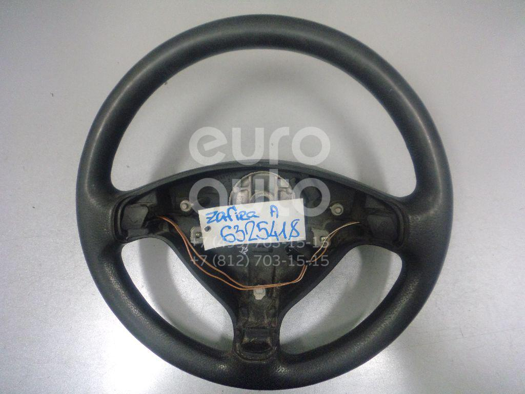 Рулевое колесо для AIR BAG (без AIR BAG) для Opel Zafira (F75) 1999-2005 - Фото №1