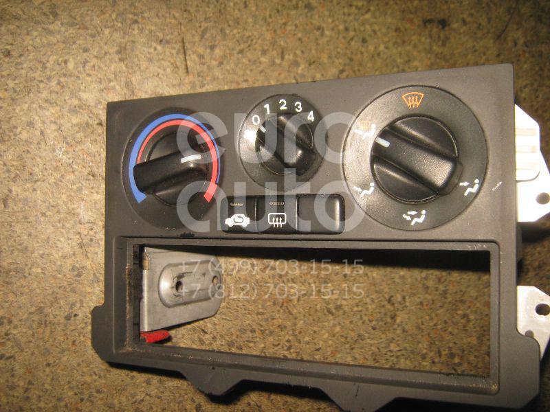 Блок управления отопителем для Honda Accord VI 1998-2002 - Фото №1