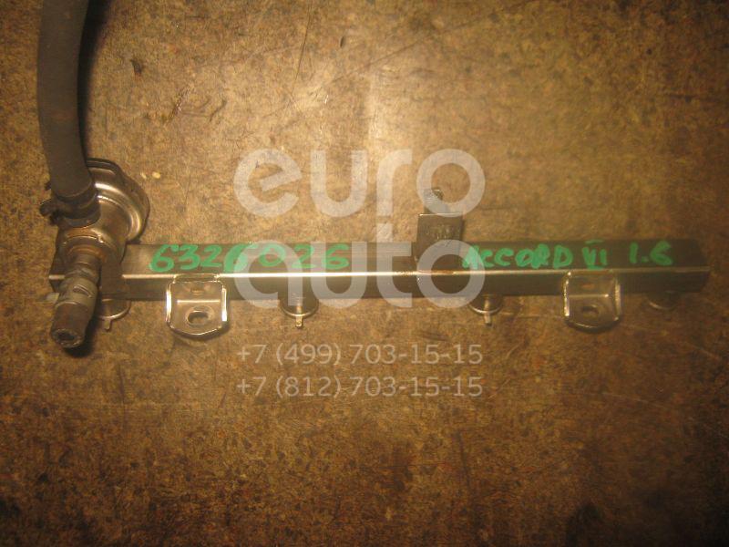 Рейка топливная (рампа) для Honda Accord VI 1998-2002 - Фото №1
