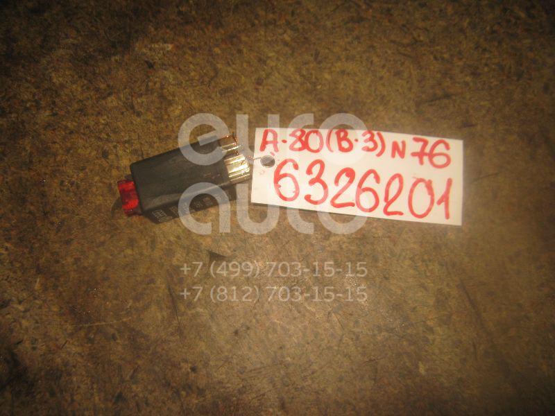 Реле для Audi 80/90 [B3] 1986-1991;100/200 [44] 1983-1991;100 [C4] 1991-1994;80/90 [B4] 1991-1994 - Фото №1
