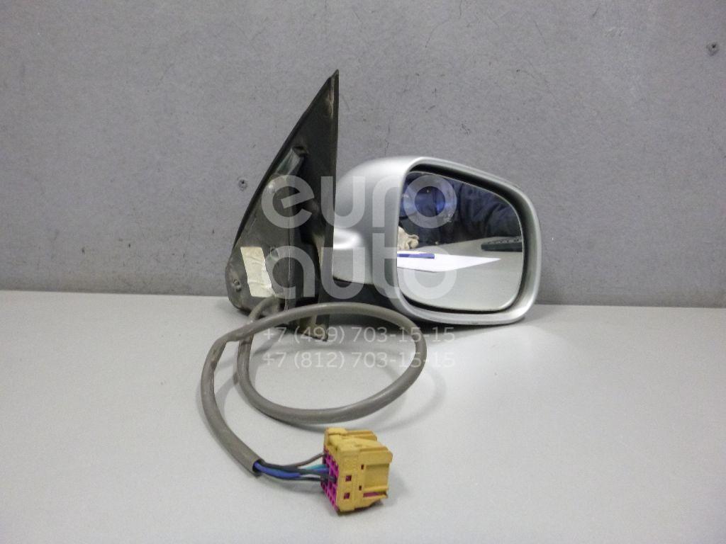 Зеркало правое электрическое для Skoda Fabia 1999-2006 - Фото №1
