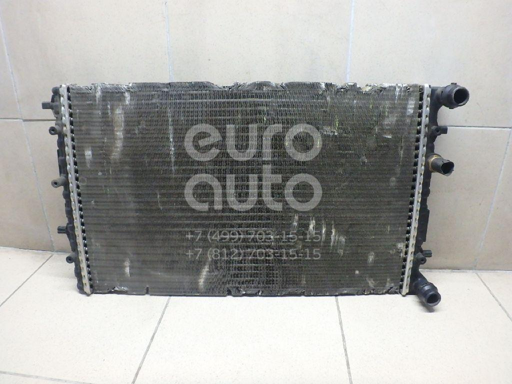 Радиатор основной для Skoda,Seat,VW Fabia 1999-2006;Ibiza III 1999-2002;Polo 2001-2009;Fabia 2007-2015;Roomster 2006-2015;Cordoba 2003-2008 - Фото №1