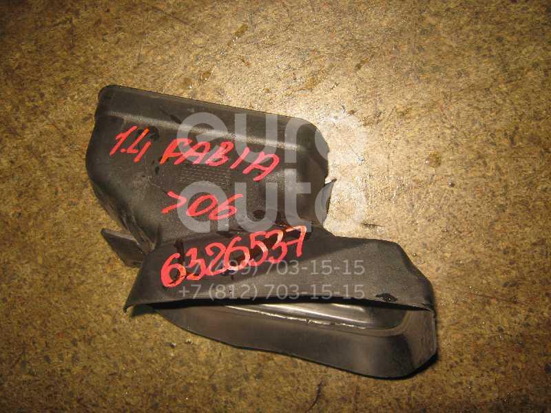 Воздухозаборник (наружный) для Skoda Fabia 1999-2006 - Фото №1