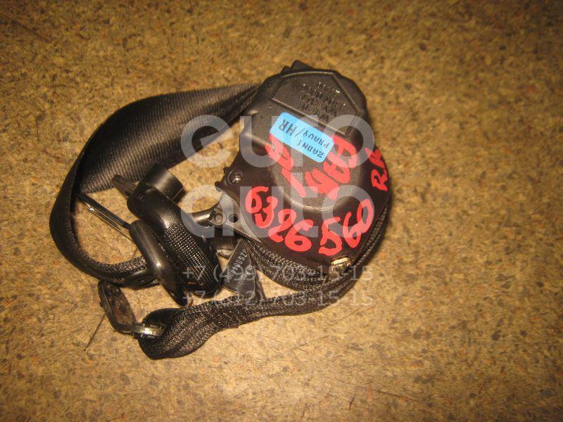 Ремень безопасности для Skoda Fabia 1999-2006 - Фото №1