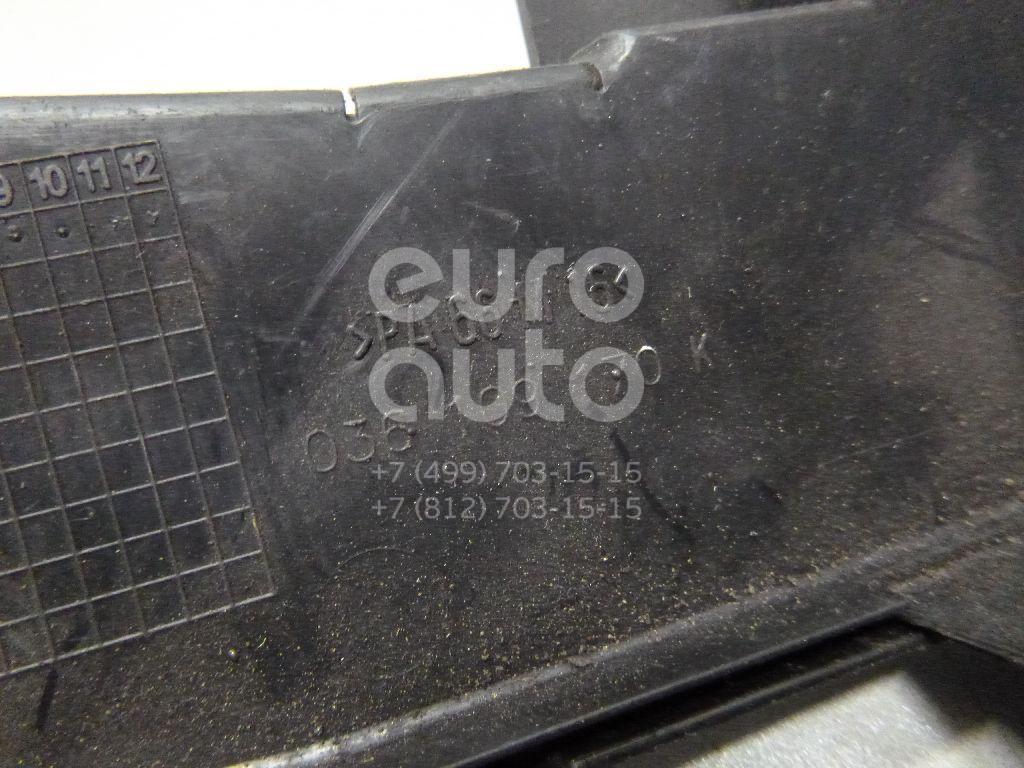 Кожух ремня ГРМ для Skoda,Audi,VW,Seat Fabia 1999-2007;A2 [8Z0] 2000-2005;Polo 2001-2009;Fabia 2007-2015;Ibiza IV 2002-2008;Polo (HB) 2009> - Фото №1