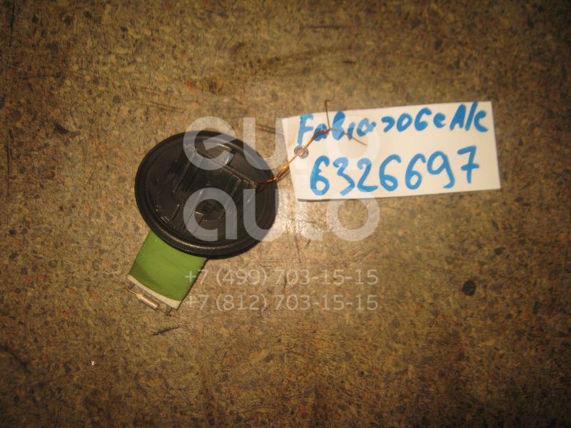 Резистор отопителя для Skoda Fabia 1999-2007 - Фото №1