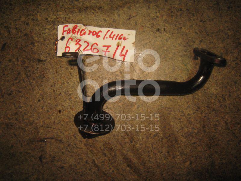 Маслозаборник для Skoda Fabia 1999-2007 - Фото №1