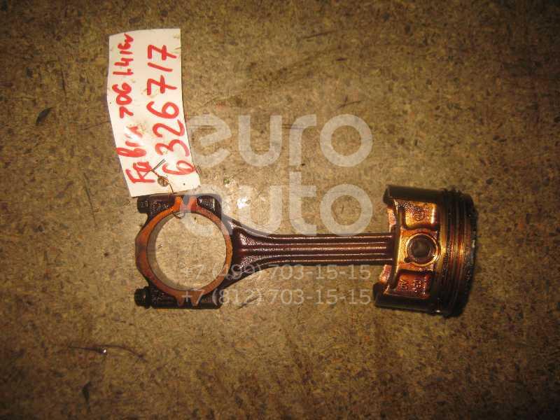 Поршень с шатуном для Skoda Fabia 1999-2006 - Фото №1