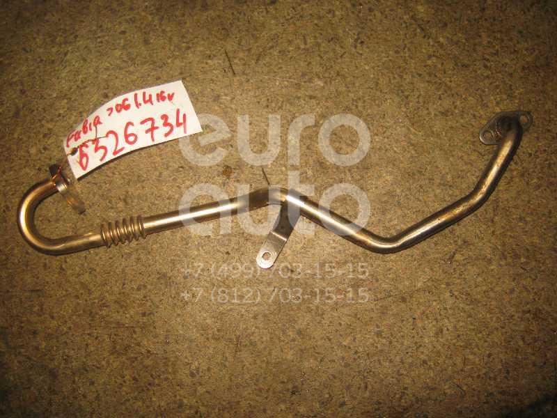 Трубка картерных газов для Skoda Fabia 1999-2006 - Фото №1