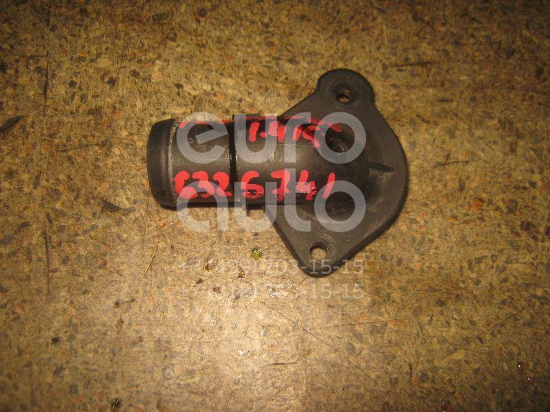 Фланец двигателя системы охлаждения для Skoda Fabia 1999-2006;A2 [8Z0] 2000-2005;Caddy III 2004>;Golf V Plus 2005-2014;Golf V 2003-2009;Octavia (A5 1Z-) 2004-2013 - Фото №1