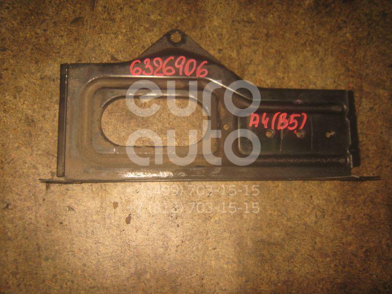Крепление АКБ (корпус/подставка) для Audi A4 [B5] 1994-2000 - Фото №1