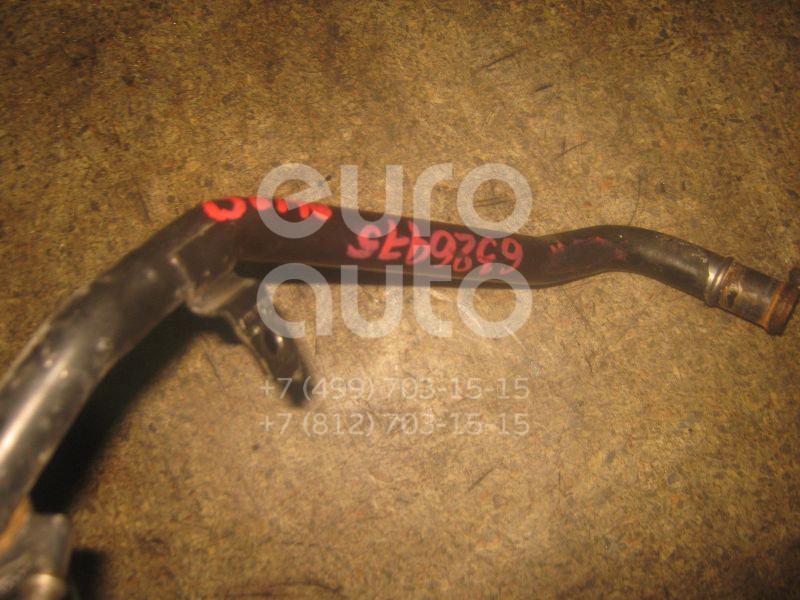 Трубка охлажд. жидкости металлическая для Audi A4 [B5] 1994-2000;A6 [C4] 1994-1997 - Фото №1
