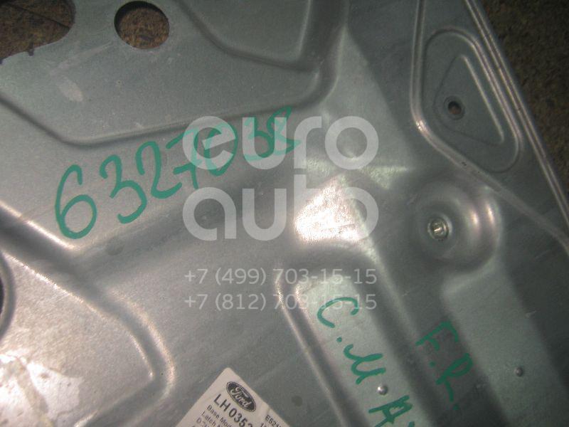 Стеклоподъемник электр. передний левый для Ford C-MAX 2003-2010;Focus II 2005-2008;Focus II 2008-2011;Kuga 2008-2012 - Фото №1