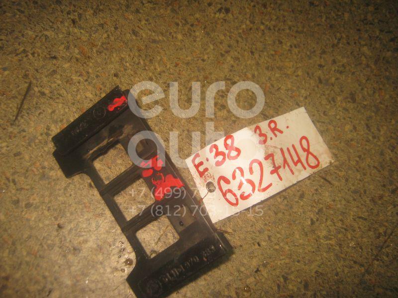 Направляющая заднего бампера правая для BMW 7-серия E38 1994-2001 - Фото №1
