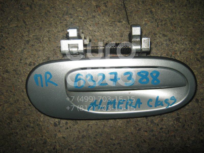 Ручка двери передней наружная правая для Nissan Almera Classic (B10) 2006-2013 - Фото №1