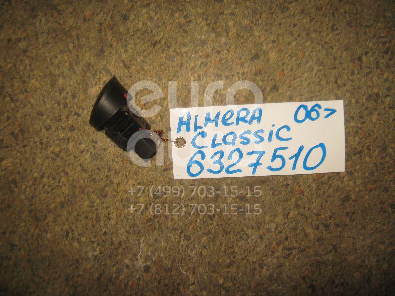 Кнопка аварийной сигнализации для Nissan Almera Classic (B10) 2006-2013 - Фото №1
