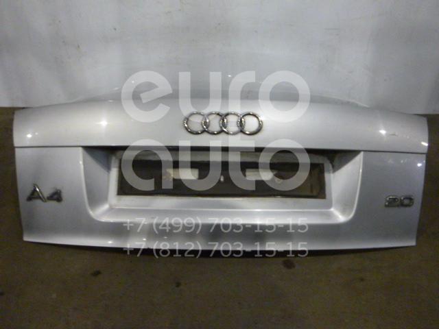 Крышка багажника для Audi A4 [B6] 2000-2004 - Фото №1