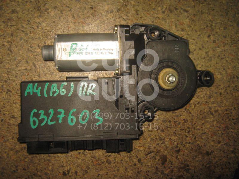 Моторчик стеклоподъемника для Audi A4 [B6] 2000-2004;A4 [B7] 2005-2007 - Фото №1