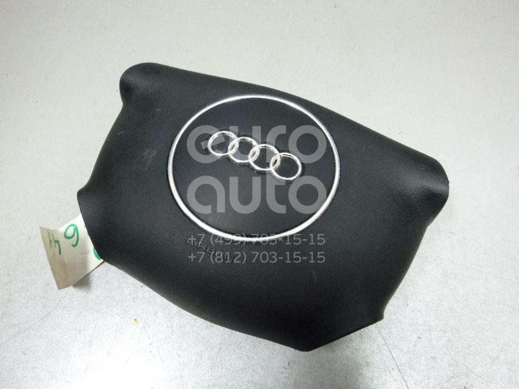 Подушка безопасности в рулевое колесо для Audi A4 [B6] 2000-2004;Allroad quattro 2000-2005;A8 [4D] 1998-2003 - Фото №1