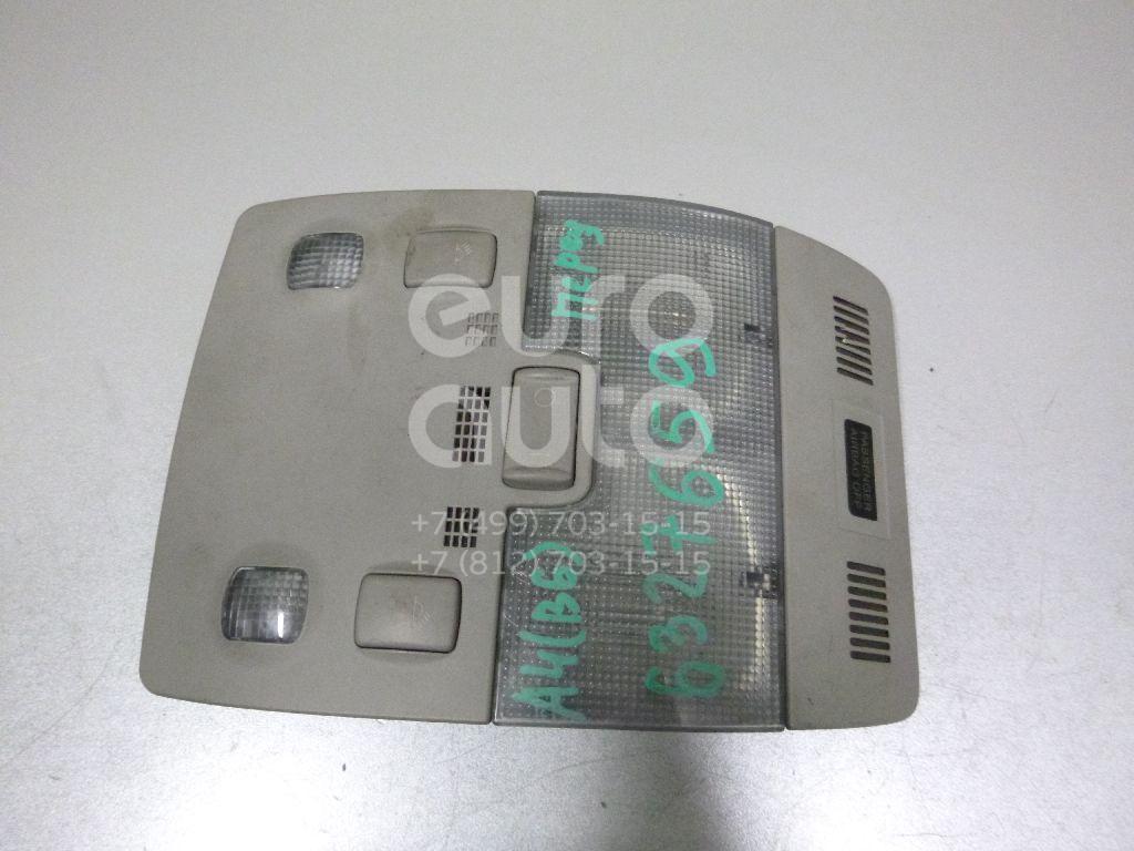 Плафон салонный для Audi A4 [B6] 2000-2004;A3 [8PA] Sportback 2004-2013;A3 [8P1] 2003-2013;A4 [B7] 2005-2007 - Фото №1