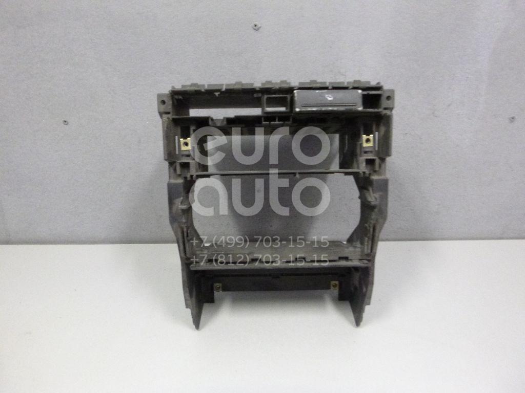 Рамка магнитолы для Audi A4 [B6] 2000-2004 - Фото №1