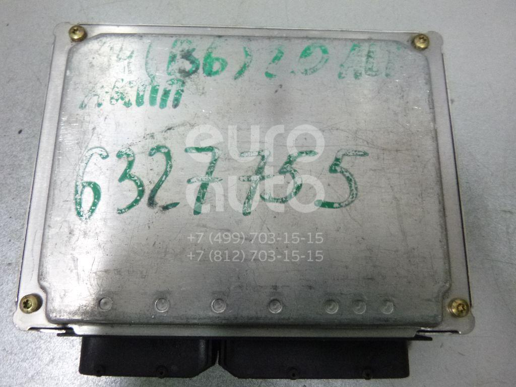 Блок управления двигателем для Audi A4 [B6] 2000-2004;A6 [C5] 1997-2004 - Фото №1