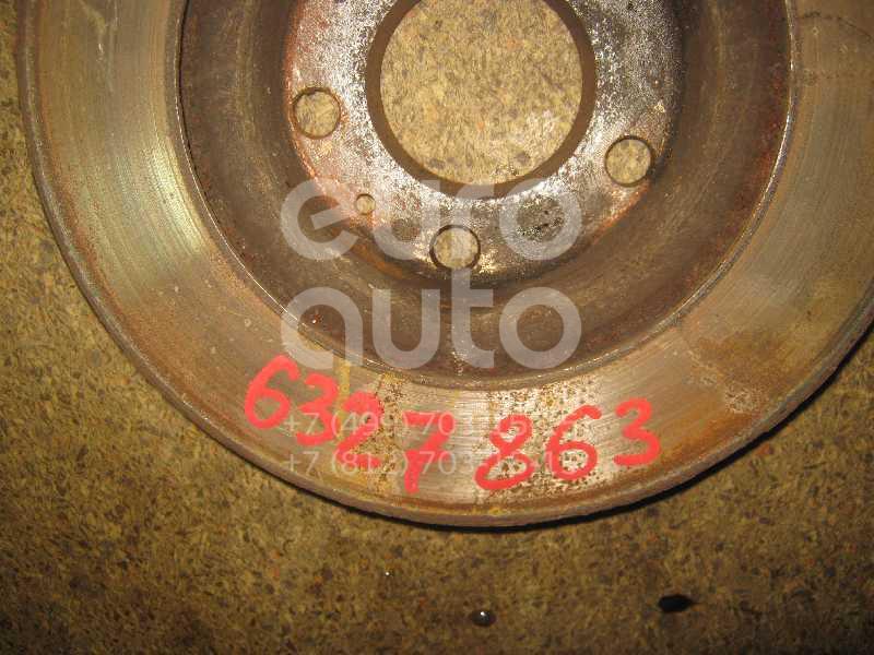 Диск тормозной передний вентилируемый для Audi A4 [B6] 2000-2004 - Фото №1