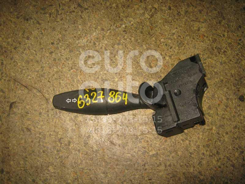 Переключатель поворотов подрулевой для Ford Fusion 2002-2012;Mondeo III 2000-2007;Fiesta 2001-2008 - Фото №1