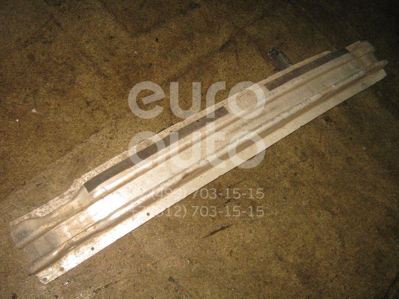 Усилитель заднего бампера для Audi A4 [B6] 2000-2004 - Фото №1
