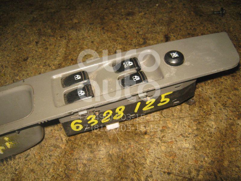 Блок управления стеклоподъемниками для Chevrolet Lacetti 2003-2013 - Фото №1